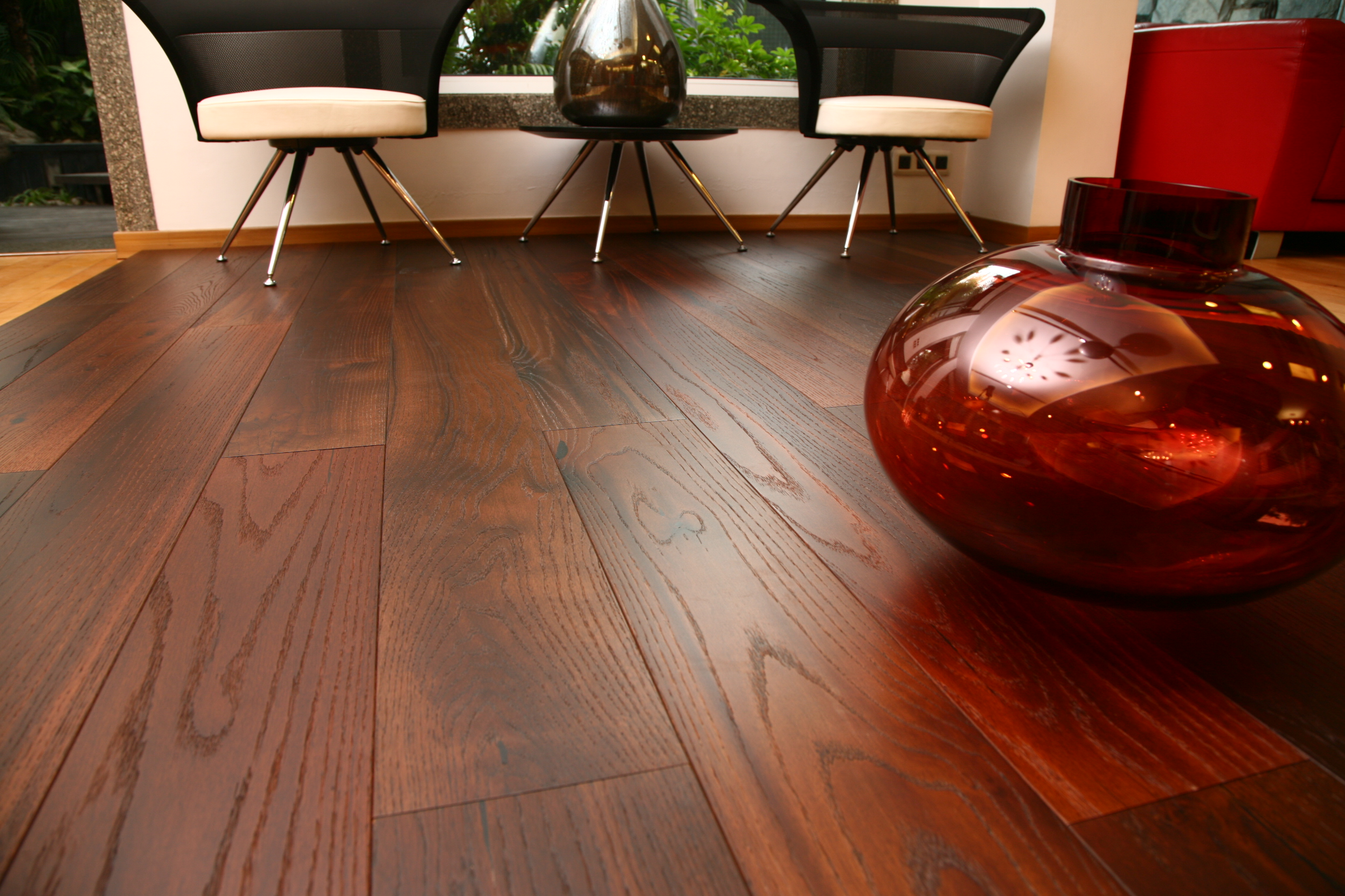 Oak Carbonized Dark