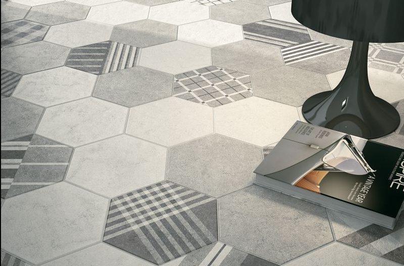 hexa cement grey
